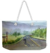 Last Of The Day Temescal Canyon Weekender Tote Bag