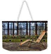 Last Resort Weekender Tote Bag