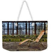 Last Resort Weekender Tote Bag