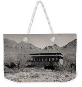 Last Stop Tucson Weekender Tote Bag