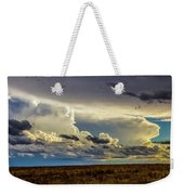 Last Storm Chase Of 2017 001 Weekender Tote Bag