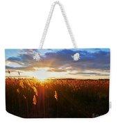 Last Sunset, Plum Island Weekender Tote Bag