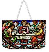 Last Supper, Brussels Weekender Tote Bag