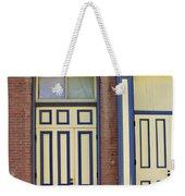 Late 1800s Door Weekender Tote Bag