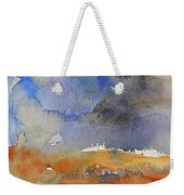 Late Afternoon 10 Weekender Tote Bag
