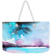 Late Afternoon 16 Weekender Tote Bag