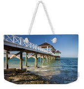 Late Afternoon At Kamalame Cay Weekender Tote Bag