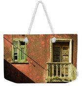 Late Afternoon Stroll Through Legnano Weekender Tote Bag