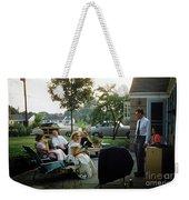 Late Afternoon Summer Party Weekender Tote Bag