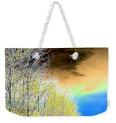 Late Autumn Weekender Tote Bag by Will Borden