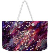 Late Bloomers Weekender Tote Bag