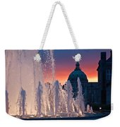 Late Evening At The Amalie Garden Weekender Tote Bag