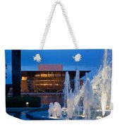 Late Evening Vista Of The Danish Opera Weekender Tote Bag