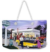 Late For The Prom Weekender Tote Bag