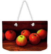 Late Harvest Weekender Tote Bag