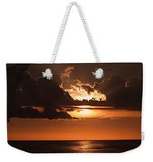 Late In The Day 1 Weekender Tote Bag