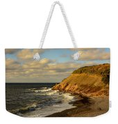 Late In The Day In Cheticamp Weekender Tote Bag