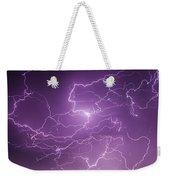 Late July Storm Chasing 088 Weekender Tote Bag