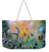 Late Summer Rain From The Forest Floor Weekender Tote Bag