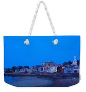 Late Summer Rockport Twilight Weekender Tote Bag