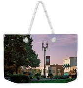 Late Sunday Afternoon Weekender Tote Bag