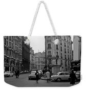 Latin Quarter Paris 3 Weekender Tote Bag
