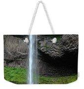 Latourell Falls, Oregon Weekender Tote Bag
