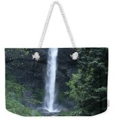 Latourelle Falls-columbia River Gorge Weekender Tote Bag
