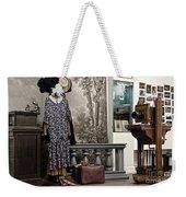 Latvian Photo Studio In The Beginning Of The 20th Century Weekender Tote Bag