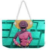 Laughing Gardener Weekender Tote Bag
