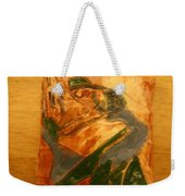 Laughter - Tile Weekender Tote Bag