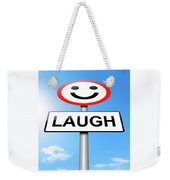 Laughter Concept. Weekender Tote Bag