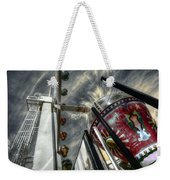 Launch Pad Weekender Tote Bag