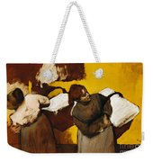 Laundresses Weekender Tote Bag