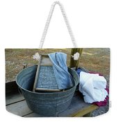 Laundry Day Weekender Tote Bag