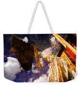 Laundry Day In China Town Weekender Tote Bag