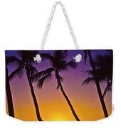Launiupoko Sunset Weekender Tote Bag