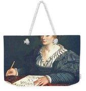 Laura Pisani 1525 Weekender Tote Bag