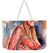 Laura Weekender Tote Bag