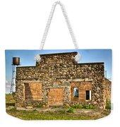 Laura Town Ghost Town In Arkansas  Weekender Tote Bag