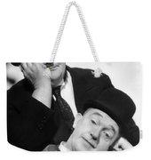 Laurel And Hardy, 1939 Weekender Tote Bag