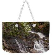 Laurel Falls Four Weekender Tote Bag