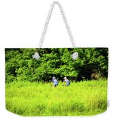 Laurel Hill Park Road Weekender Tote Bag