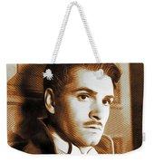 Laurence Olivier, Movie Legend Weekender Tote Bag