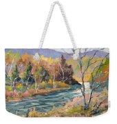 Laurentian Hills Weekender Tote Bag
