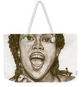 Lauryn Hill Weekender Tote Bag
