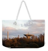 Lauttasaari Water Tower Weekender Tote Bag