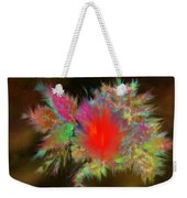 Lava Explosion Weekender Tote Bag