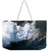Lava, Meet Ocean 2 Weekender Tote Bag