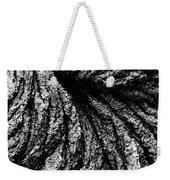 Lava Patterns - Bw Weekender Tote Bag